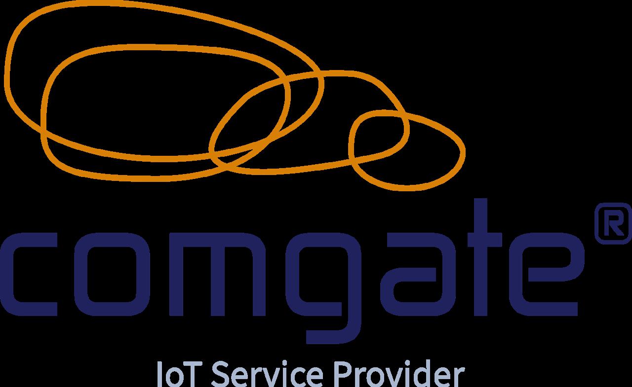 Comgate logo IoT Service Provider
