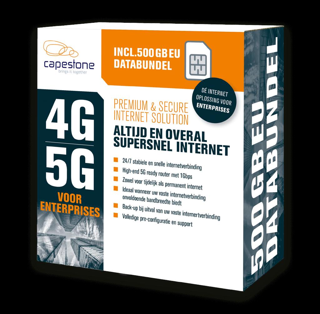 4G/5G All-in-One voor Enterprise