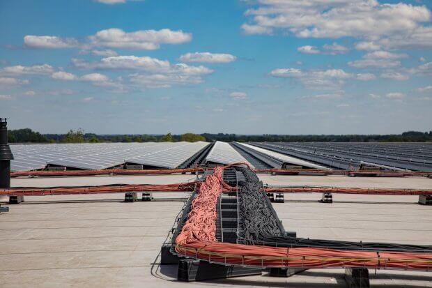 Solar power project oss